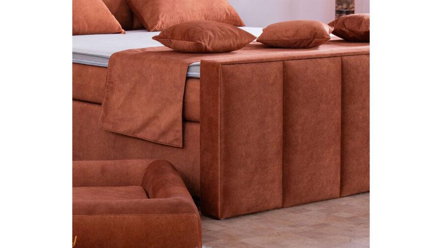 Boxspringbett Cleopatra 240x220